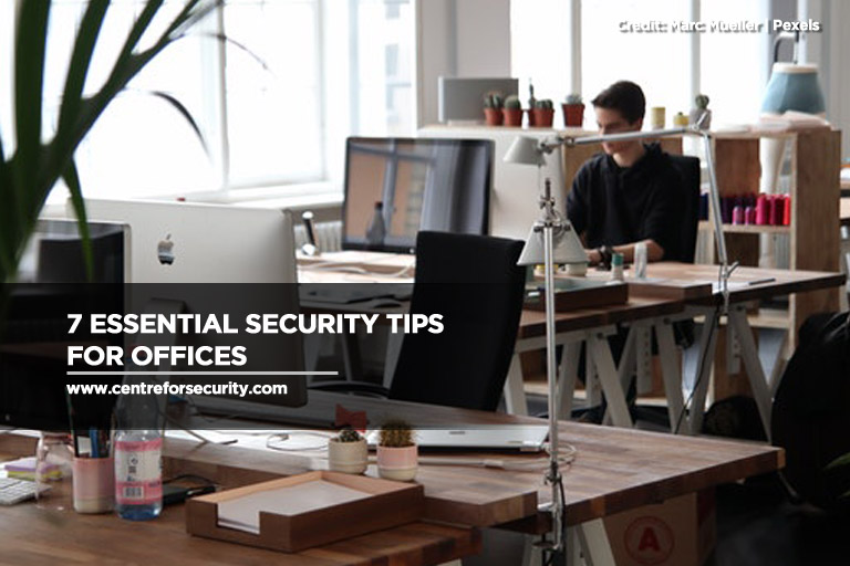 7 Essential Security Tips for Offices